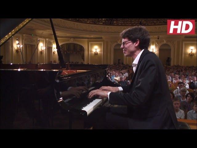 TCH15 - Piano Final Round: Lucas Debargue