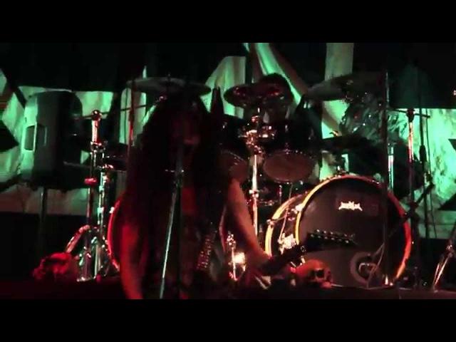 DEKAPITED - Nacidos Del Odio [OFFICIAL MUSIC VIDEO] (2015)