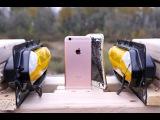 Что происходит с iPhone 6s во время автомобильной аварии