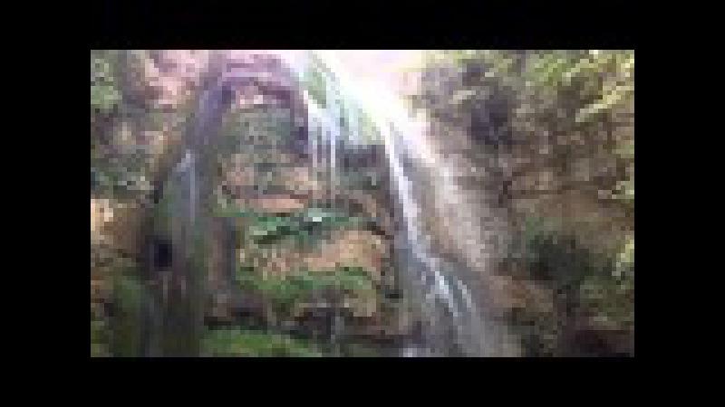 Cascate del Verde - Abruzzo Italy