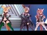 【TERA-MMD 60FPS】 エリーンでオリガ5.3 【ElinsDance 테라 엘린으로】