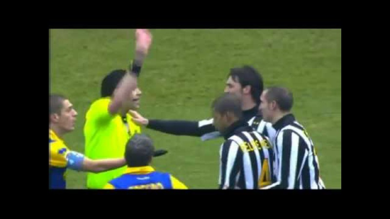 Juventus Parma 1 4 06 01 2011 18a Andata Serie A