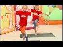 Прыг скок команда - Зарядка для малышей Слон