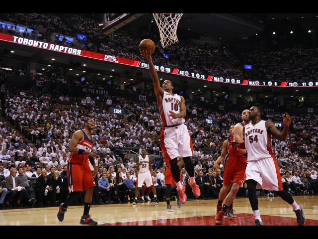 Toronto Raptors Top 10 Plays of the 2014-15 Season