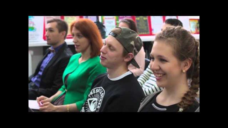 Мастер-класс Стефании-Марьяны Гурской в АВ ЕКБ