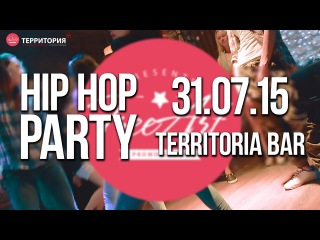 R'N'B & Hip Hop Party in Territoria BAR - Free Art Promo Group