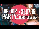 RNB & Hip Hop Party in Territoria BAR - Free Art Promo Group