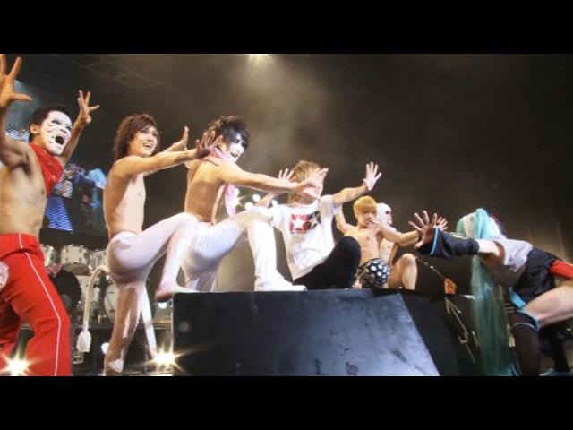 GOLDEN BOMBER「女々しくて」Live at TOKYO DOME CITY HALL 201263