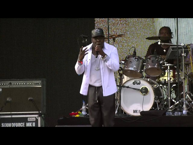 Barrington Levy - Here I Come live from Roskilde Festival 2015