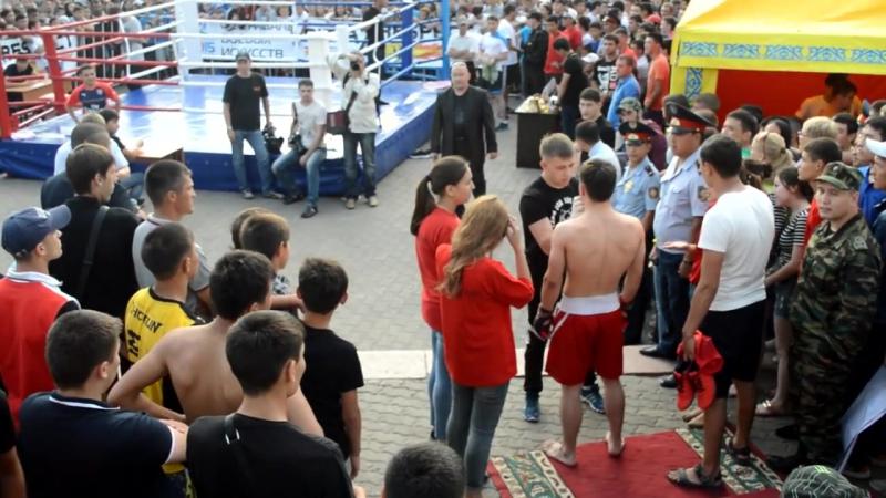 Айсин Марат vs Бялобжицкий Владимир ММА