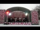 Pust Begut (russian baby song) - Petrovsko-Razumovsky Park-Valeriy Bukreev Santa Claus Dixie Jazz Band 2016,Moscow,Russia