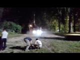 Трюк: прыжок через машину. Сериал