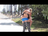 Kissing Prank - HOMELESS EDITION | Поцелуй бездомного.