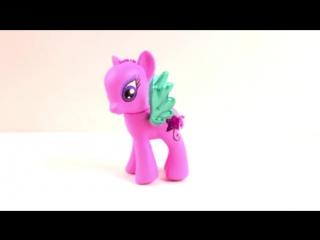 МЛП ООАК  Ария Блейз майл май литл пони на русском игрушки для девочек - 360P