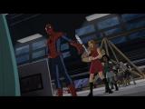 Совершенный Человек-Паук 3 сезон 21 серия - Ночь на Хэллоуин HD 720p