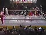 Rick Roufus (USA) vs Changpuek Kiatsongrit (THA), Las-Vegas, USA. 1988.