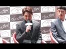 160204 EXO Kai @ 'Choco Bank' Press Conference 은행이💕