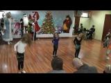 Восточный детский танец