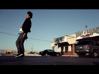Ca Blaze (Larry) from Les Twins in Vegas Roadside - YAK FILMS
