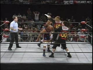 Public enemy vs amazing french canadians, wcw monday nitro 30.12.1996