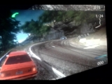 Дениска валит на Chaser. 2.5 twin turbo.