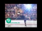Santino Marella (c) vs. Umaga (WWE Intercontinental Championship) - (Vine)