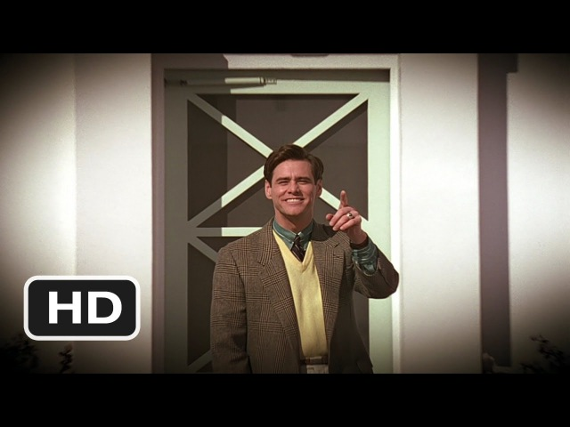 Good Afternoon, Good Evening and Good Night - The Truman Show (19) Movie CLIP (1998) HD