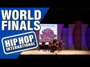 158 Crew - Russia (Adult Division) @ HHI's 2015 World Finals
