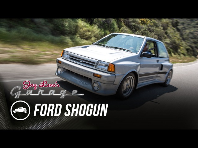 1989 Ford Shogun - Jay Lenos Garage