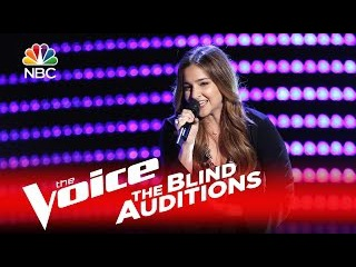 The Voice 2016 Blind Audition - Alisan Porter: