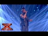 Hannah Barrett sings Read All About It by Emeli Sande - Live Week 3 - The X Factor 2013