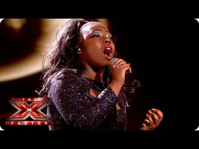 Hannah Barrett sings Somebody Else's Guy by Jocelyn Brown - Live Week 4 - The X Factor 2013
