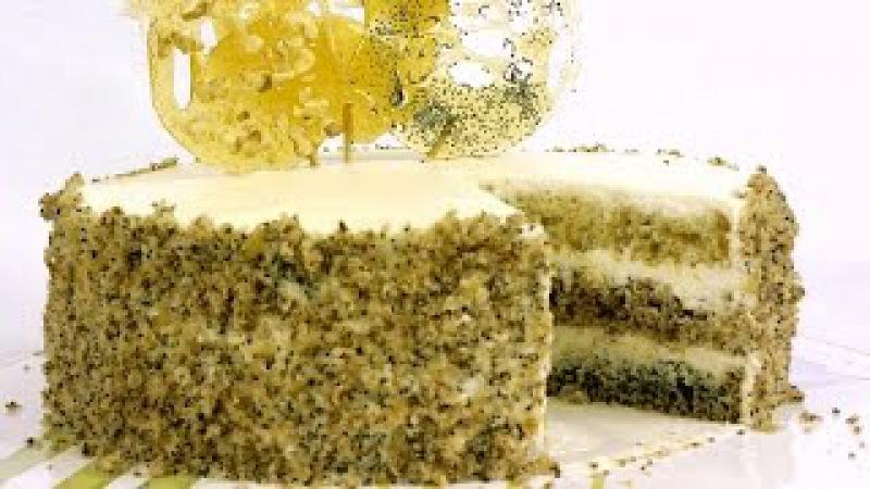 Торт Три желания или Дамский каприз Подробный видео рецепт