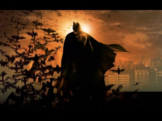 Бэтмен: Hачало / 2005 / Фильм /  FullHD / Кристофер Нолан, Кристиан Бэйл