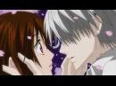 Прощай... Грустный клип про любовь на аниме Рыцарь-Вампир Аниме романтика