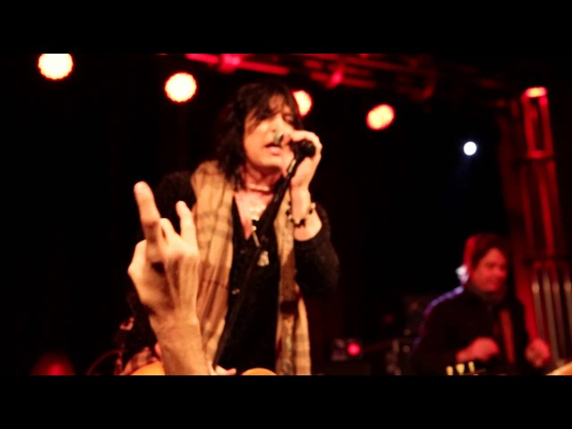 Tom Keifer Solid Ground Music Video