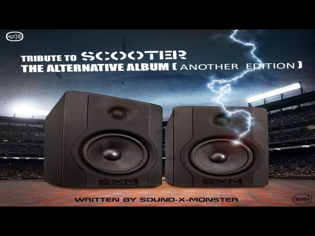 Scooter The Alternative Album Another Edition