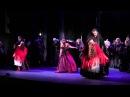 31.07.2014 Закрытие мюзикла Бал вампиров. Сцена Бала - сюрприз.