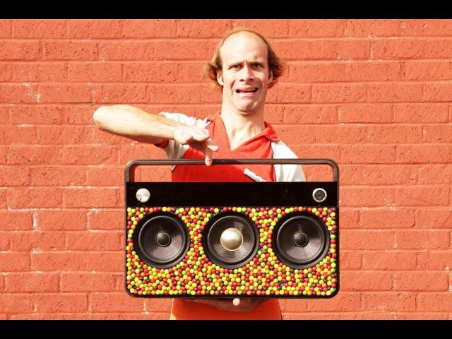 Skittles Boom Box (Music by FantomenK)