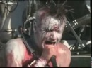 Mudvayne Nothing To Gein Live Ozzfest 2001