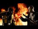 Scorpion vs. Jason Voorhees - Live Action MKX (Mortal Kombat)