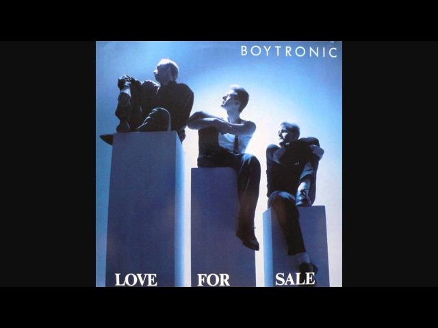 Boytronic - Killing Fields (1988)
