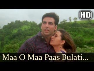 Mausam Ki Tarah Tum Bhi Badal - Jaanwar Songs - Akshay Kumar - Karisma Kapoor - Alka Yagnik