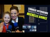 Lindalee Rose interviews Michelle Gomez ('MissyThe Master') Doctor Who