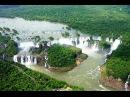 Водопады Игуасу. Полет на вертолете. Iguazu Falls. بويرتو اجوازو 伊瓜蘇瀑布 이구 아수 폭포 イグ1245