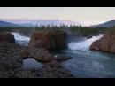 Putorani or a trip along the Yenisei river to basalt sombrero