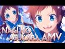 【AMV】Nagi No Asukara - Manaka x Hikari Where are you now?