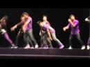 Улетный танец японцев