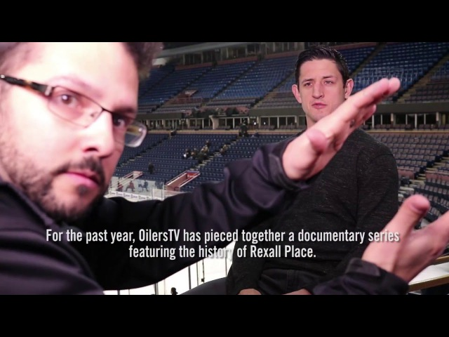 FAREWELL REXALL PLACE | Behind the Scenes
