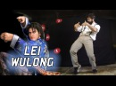 Real Life Tekken - Drunken Boxing with LEI WULONG [Eric Jacobus]